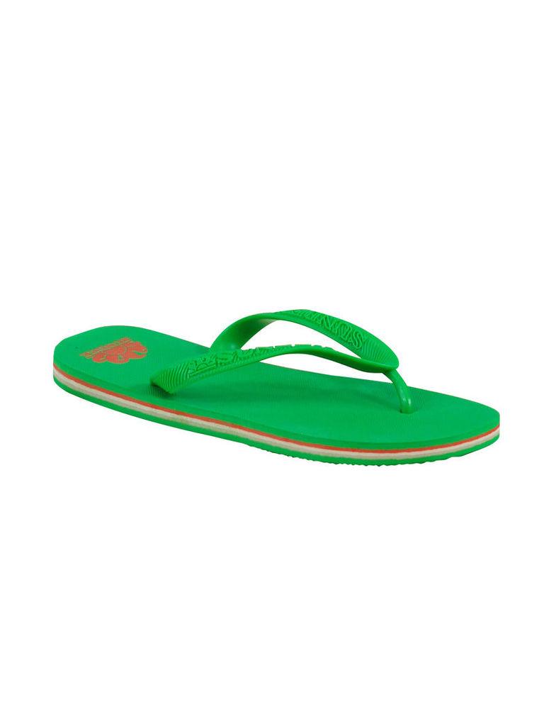 Sundek Green Man Flip Flops Barracuda