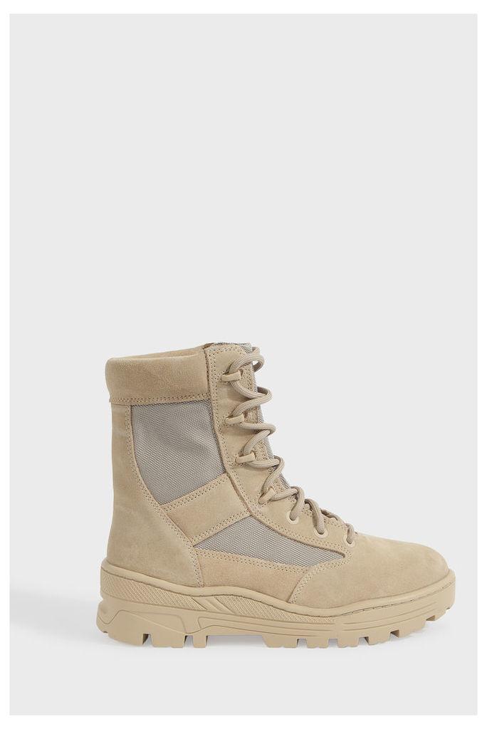 Yeezy Men`s Men's Light Combat Boots Boutique1