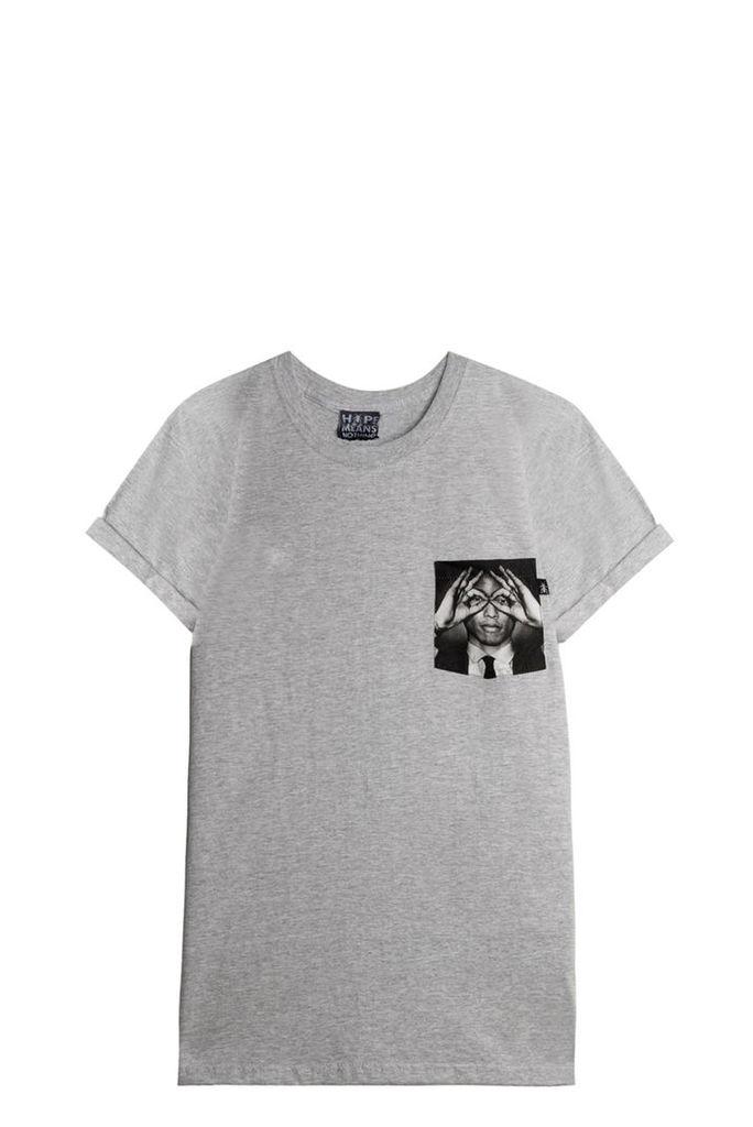 Hype Means Nothing Men`s Pharrel T-shirt Boutique1