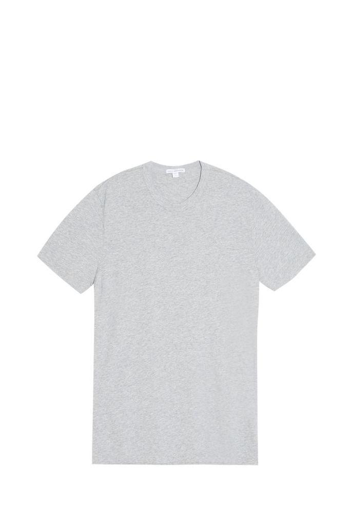 James Perse Men`s Crew-neck T-shirt Boutique1