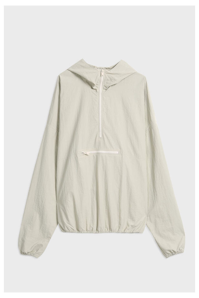 Yeezy Men`s Pull Over Crepe Jacket Boutique1