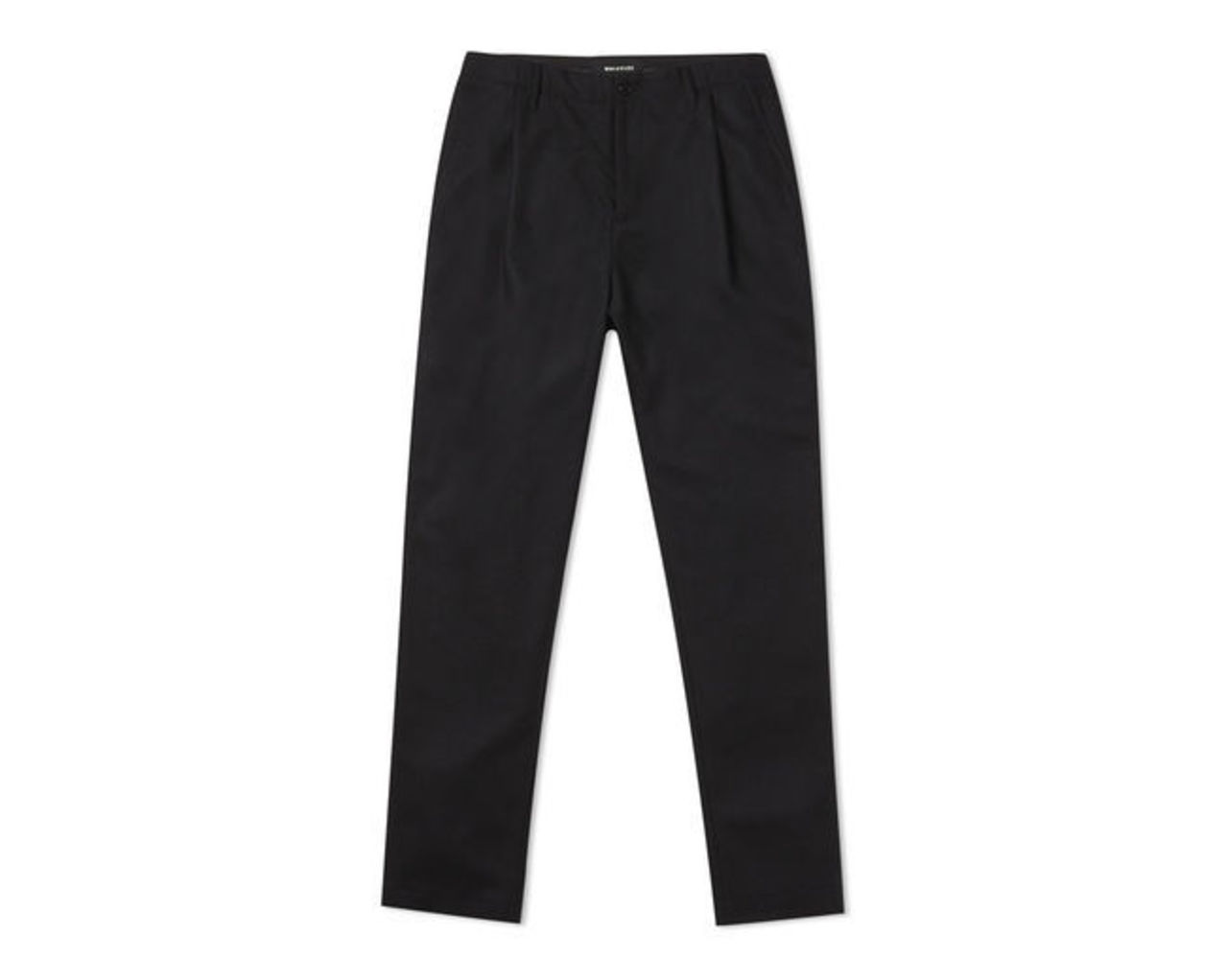 Pleat-Fronted Trousers