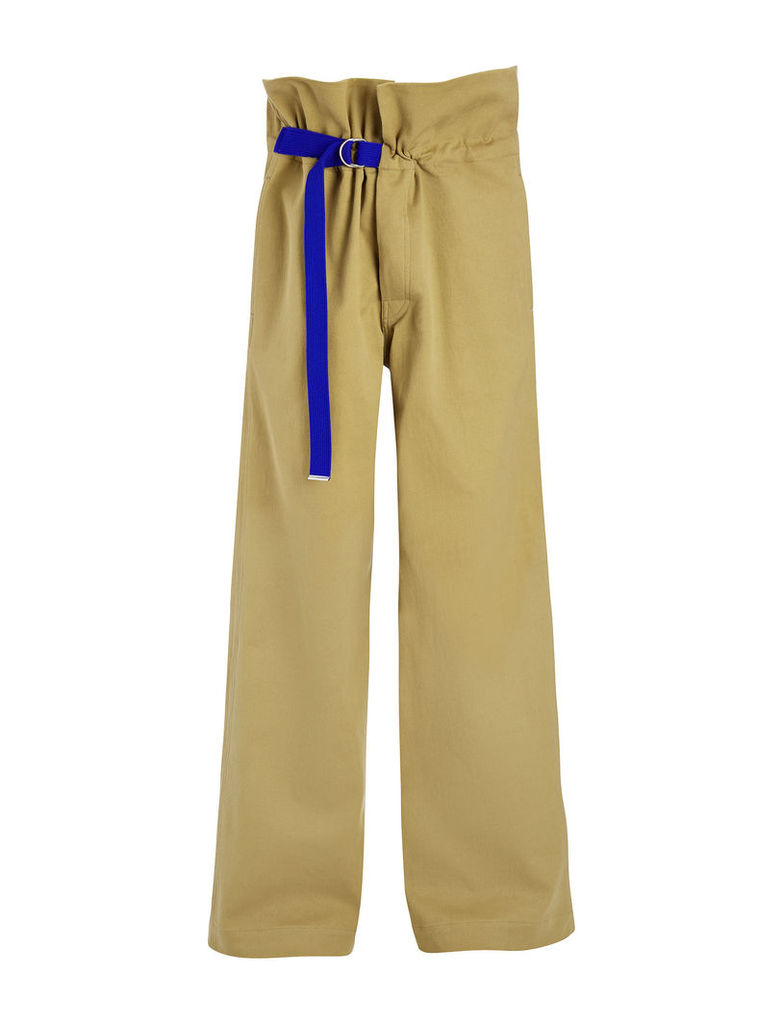 Double Cotton Sierra Trousers