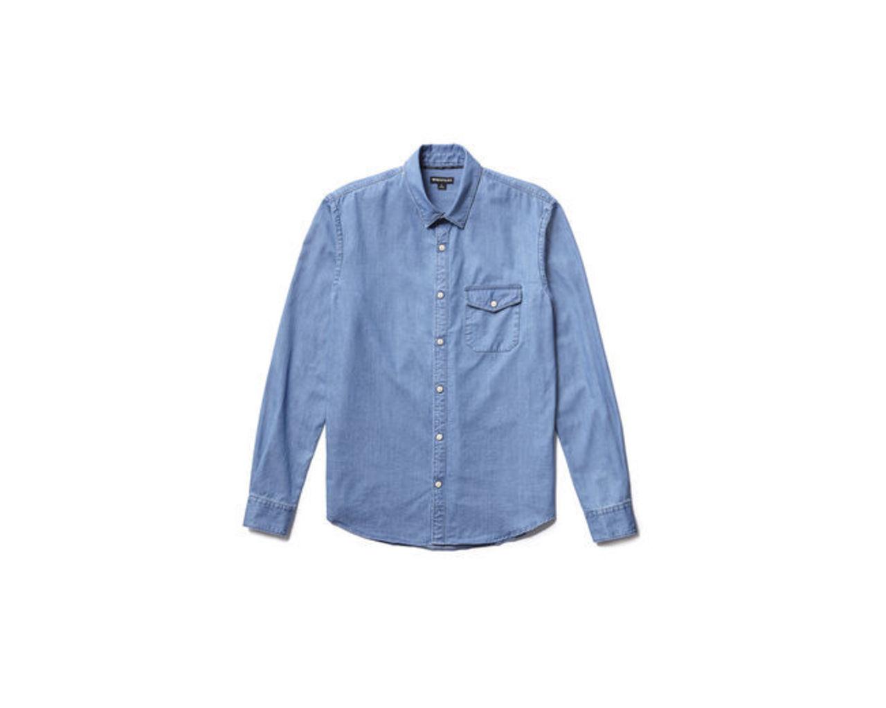 13:10 Classic Denim Shirt