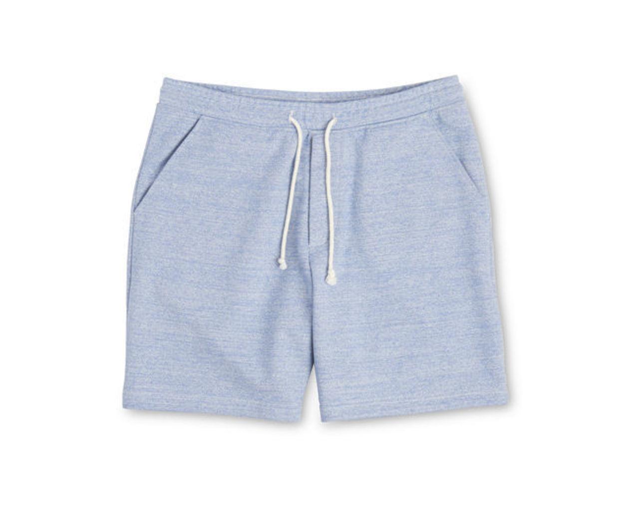 Marl Sweat Shorts