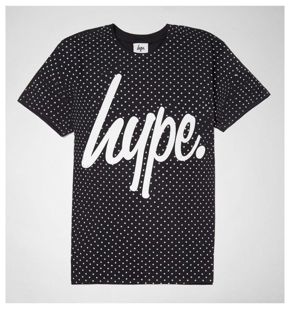 Mens Polka Dot T-Shirt