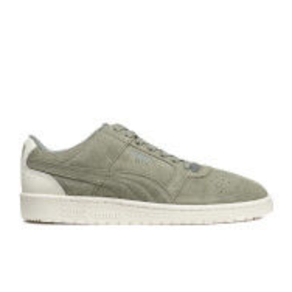 Puma Men's Sky II Low Mono Trainers - Agave Green