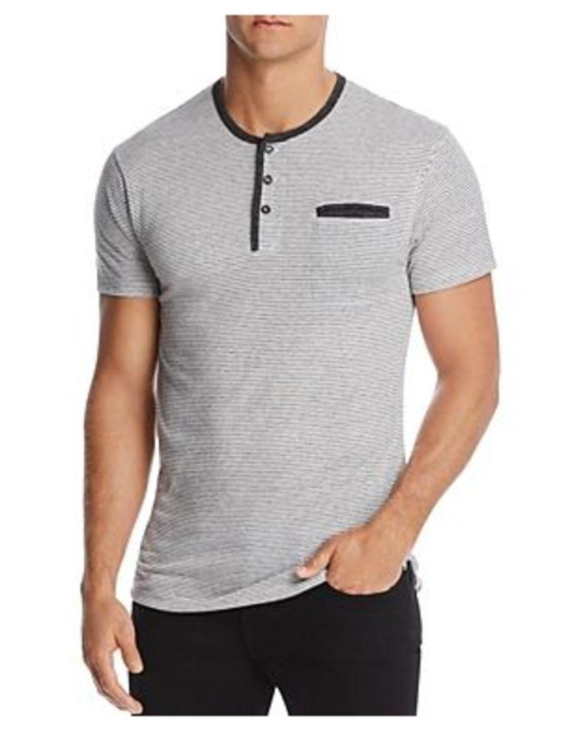 Alternative Apparel Offshore Henley Shirt