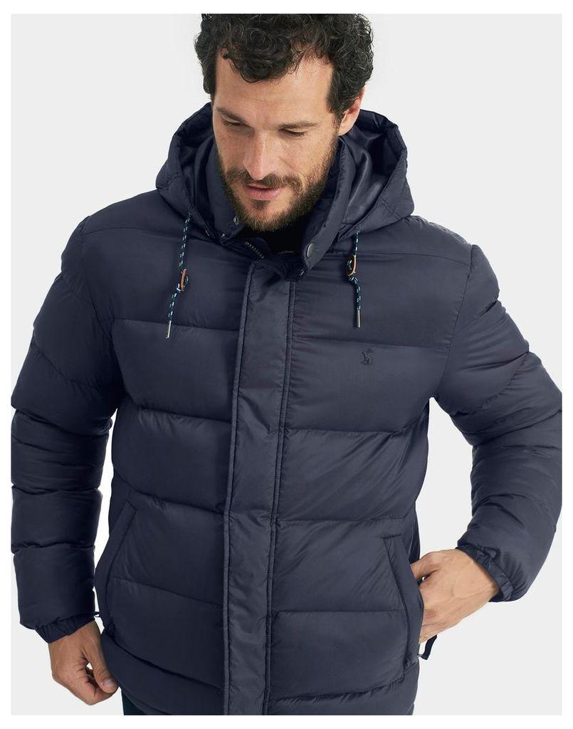 Navy Brampton Jacket  Size XXL | Joules UK