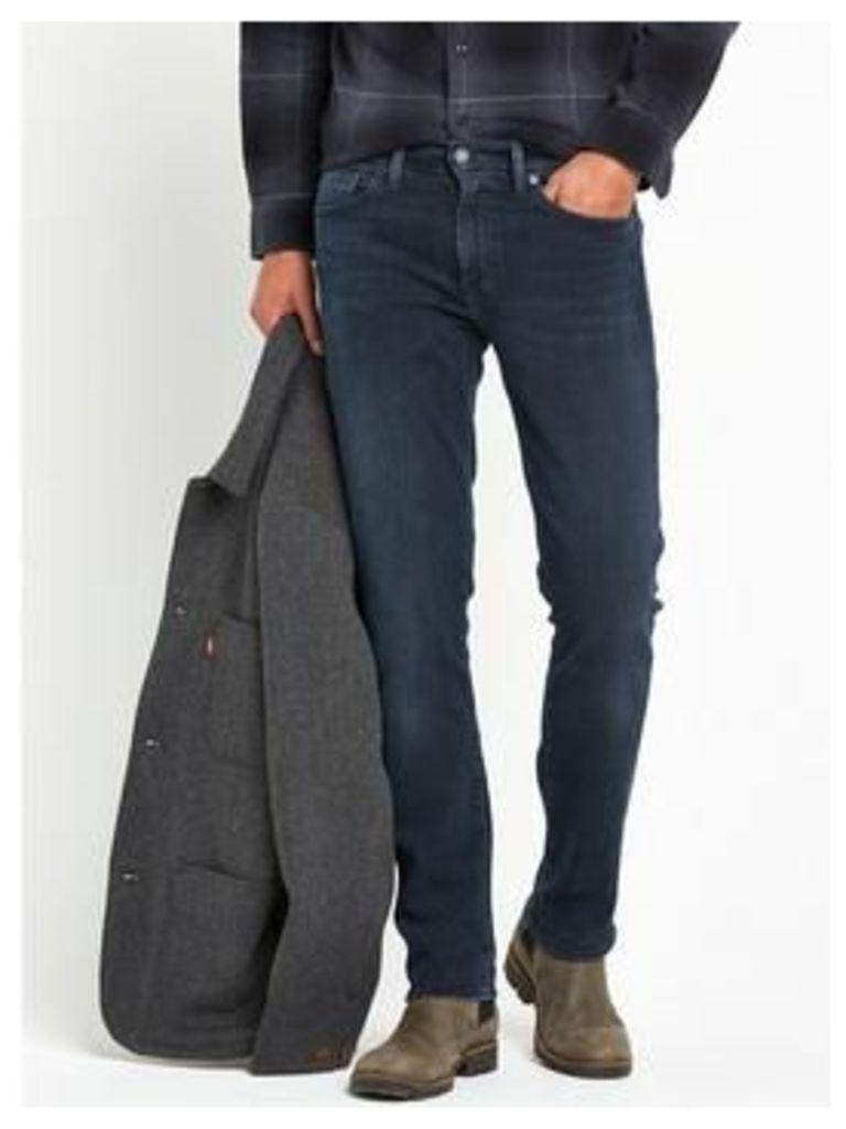 Levi's 511 Slim Fit Jeans, Headed South, Size 36, Length Short, Men