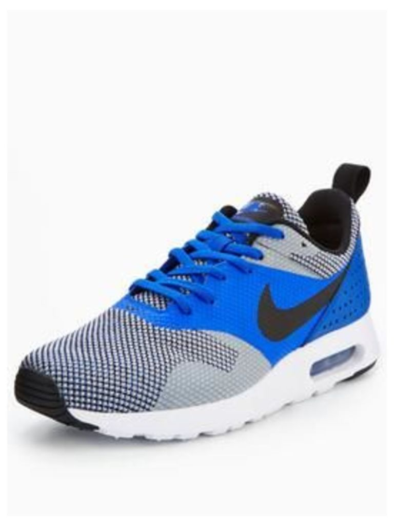 Nike Air Max Tavas Premium, Blue/Black/Grey, Size 12, Men