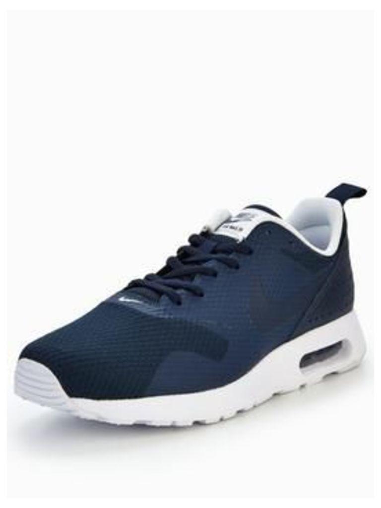 Nike Air Max Tavas, Navy/White, Size 12, Men