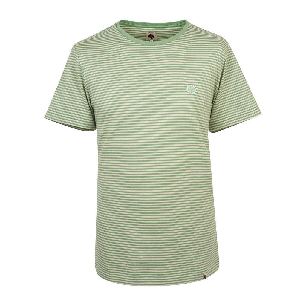 Pretty Green Men's Feeder T-Shirt - Light Green - L