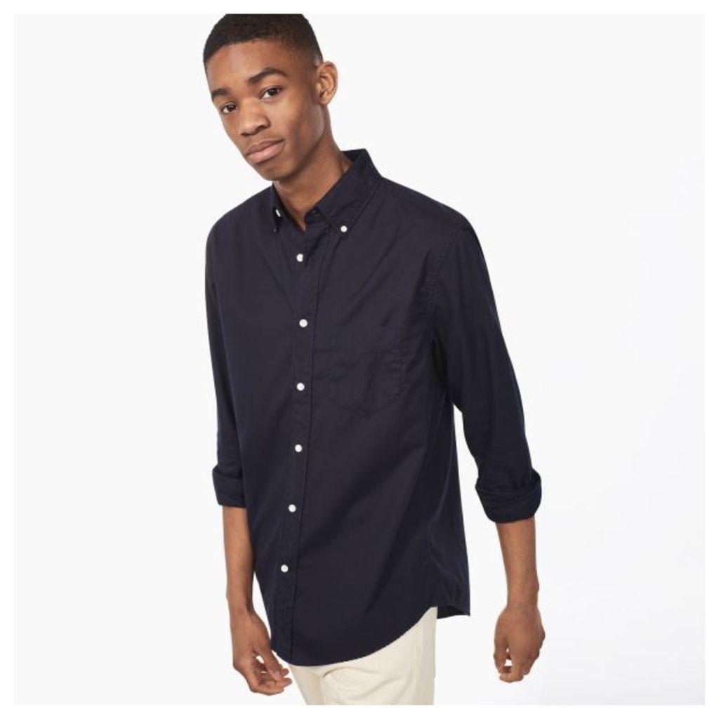 Dreamy Oxford Shirt - Evening Blue