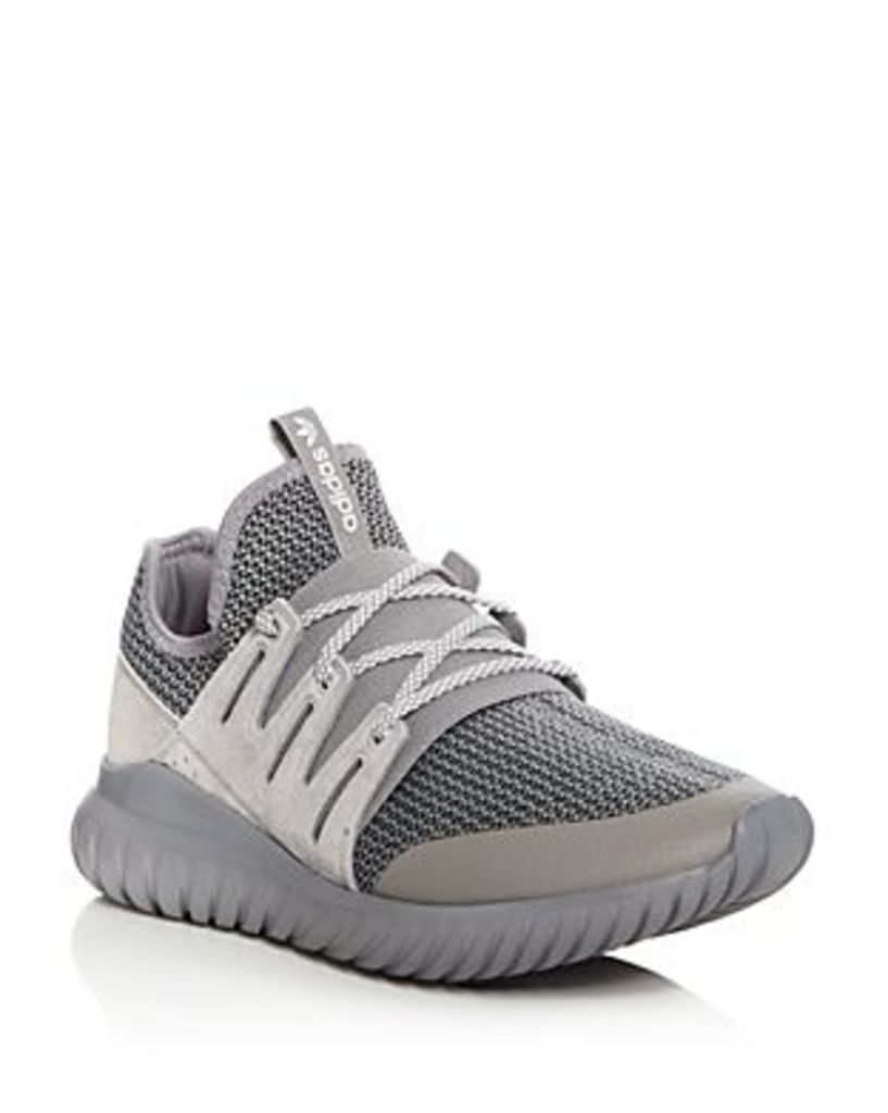 Adidas Tubular Radial Lace Up Sneakers