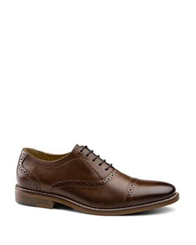 Bass Carnell Cap Toe Dress Shoes