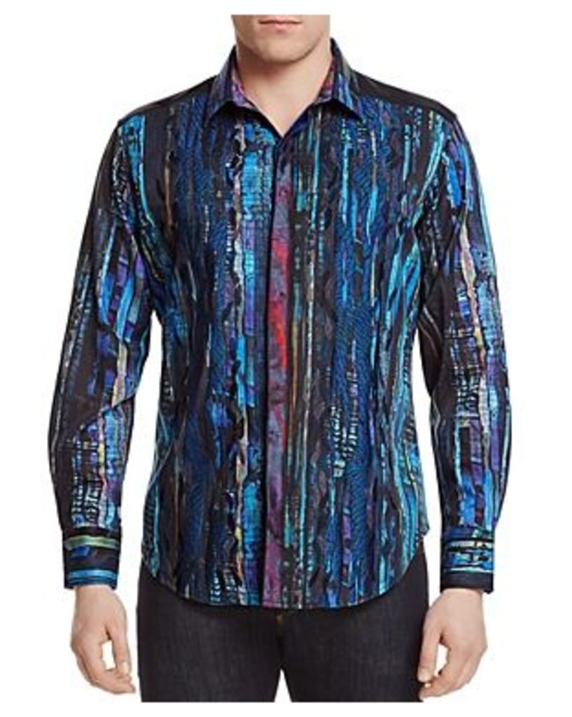 Robert Graham Limited Edition Kathleen's Blues Classic Fit Button-Down Shirt
