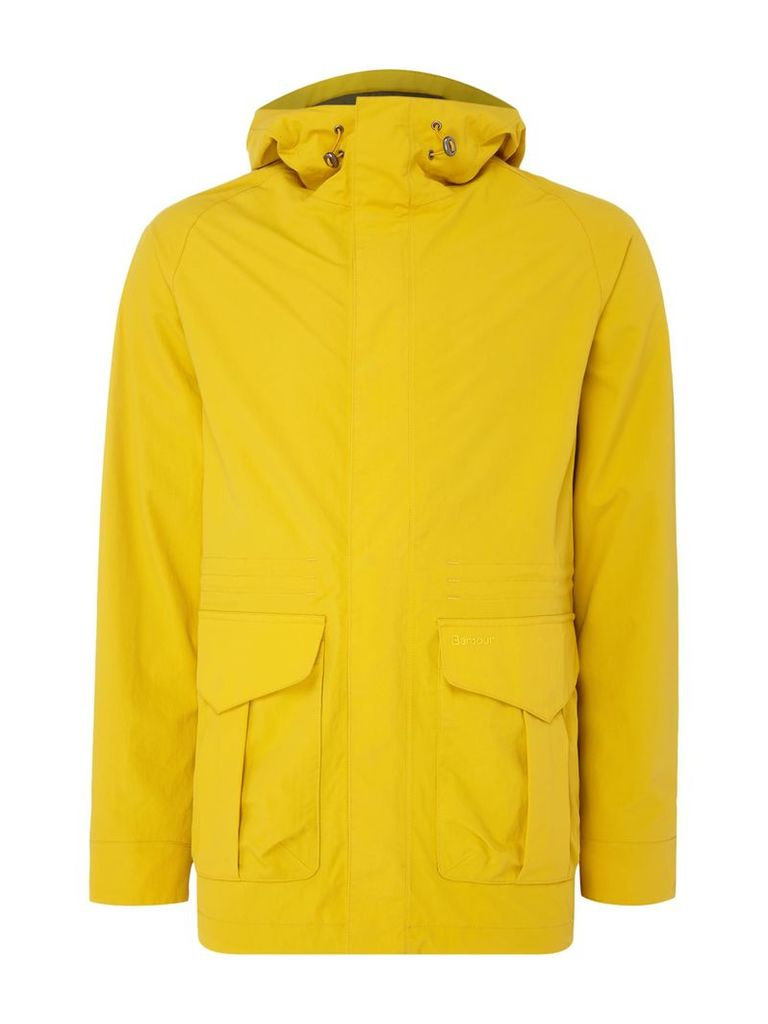 Men's Barbour Shaw jacket, Yellow