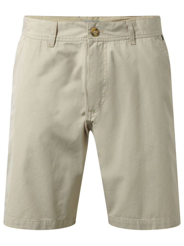 Men's Craghoppers Mathis Shorts, Natural