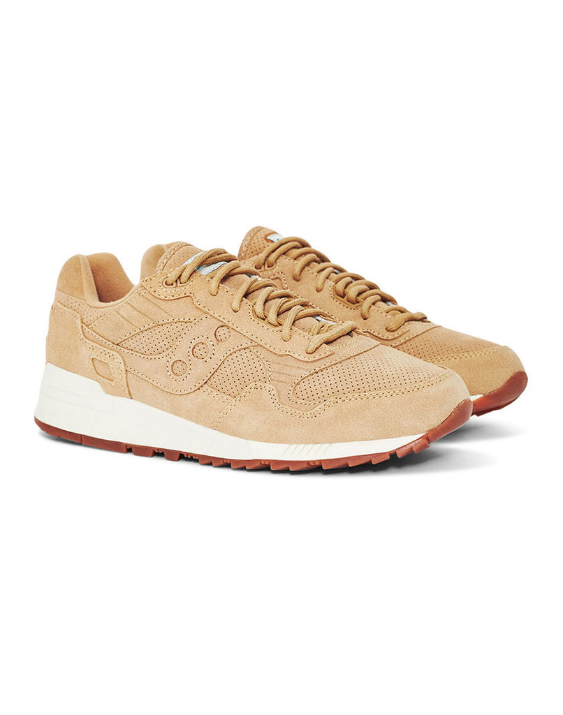 Saucony Shadow 5000 Trainers Tan