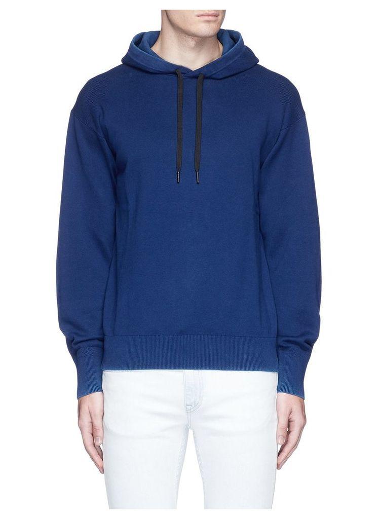 'Damon' cotton hoodie