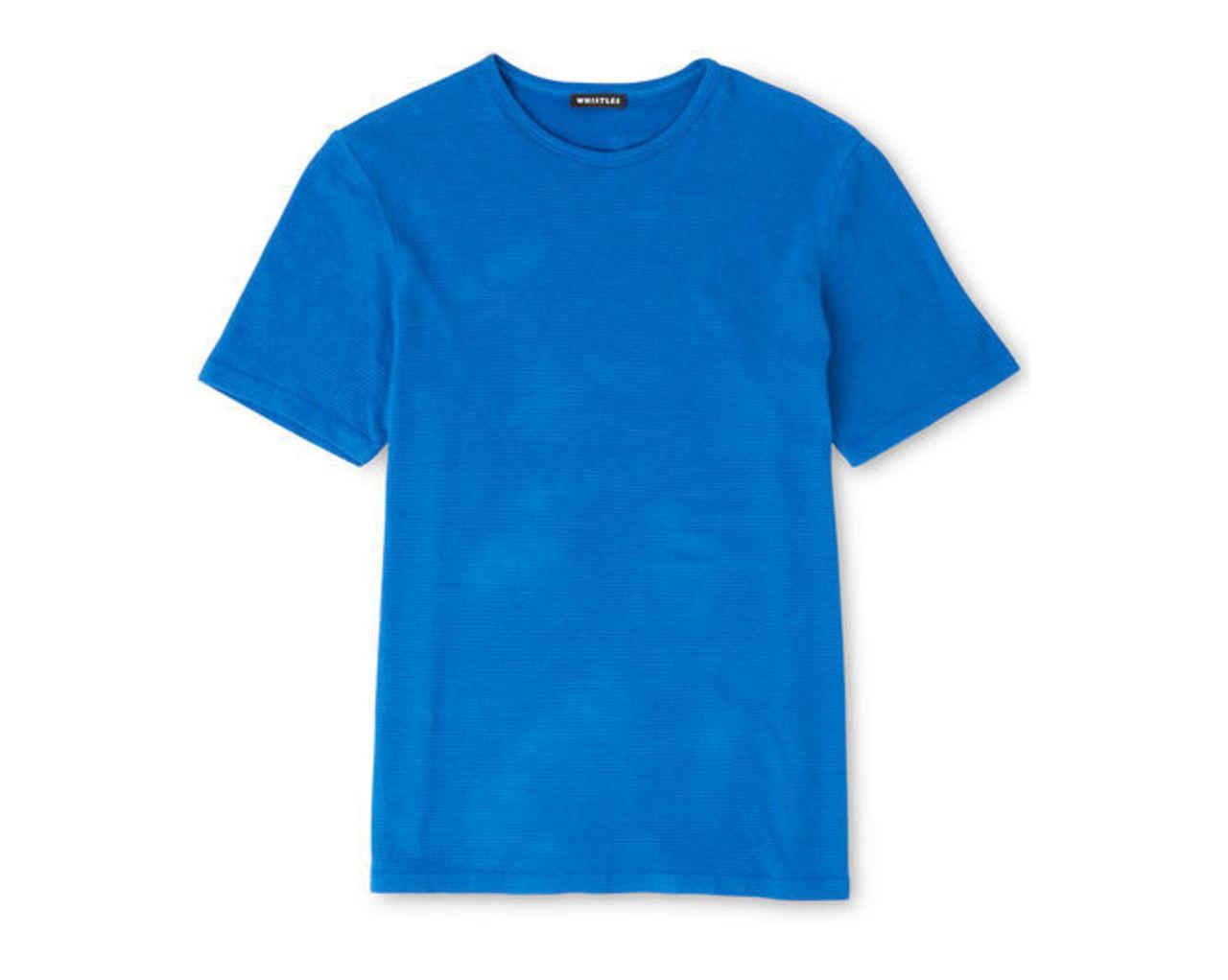 Overdyed Textured T-Shirt