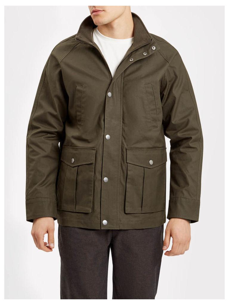 Lyle & Scott London Wax Jacket