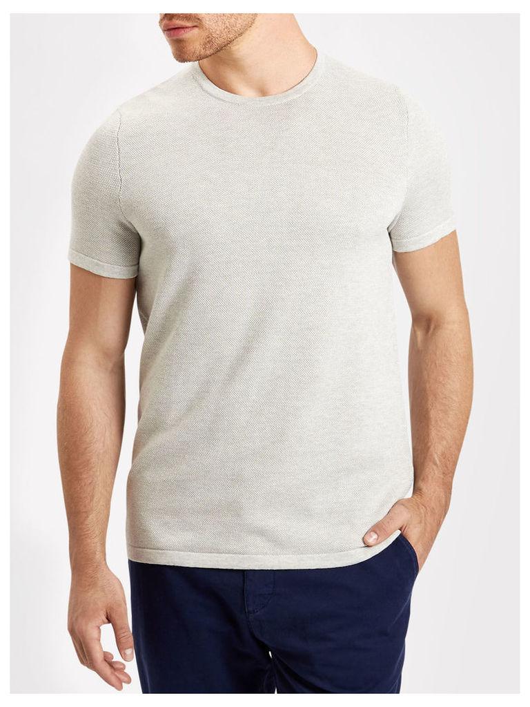 Lyle & Scott London Knitted T-shirt
