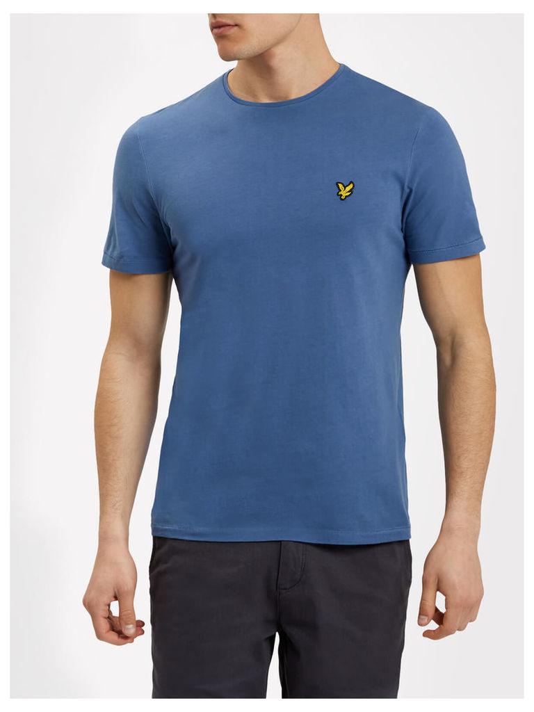 Lyle & Scott Plain Pick Stitch T-shirt