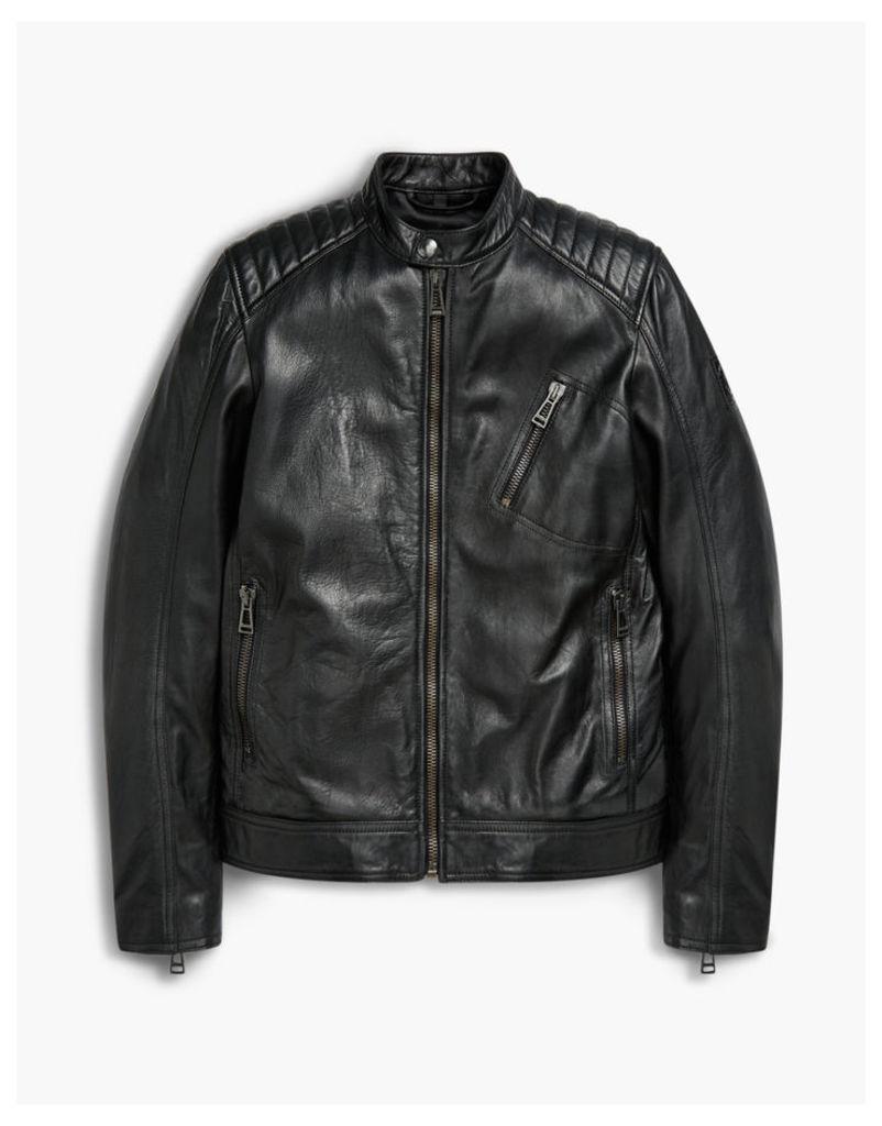 Belstaff V Racer Blouson Jacket Black