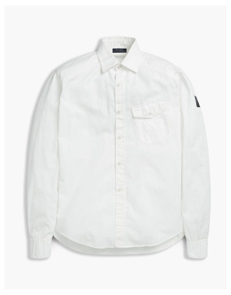 Belstaff Steadway Shirt Man White