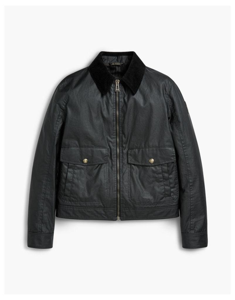 Belstaff Mentmore Blouson Jacket Black