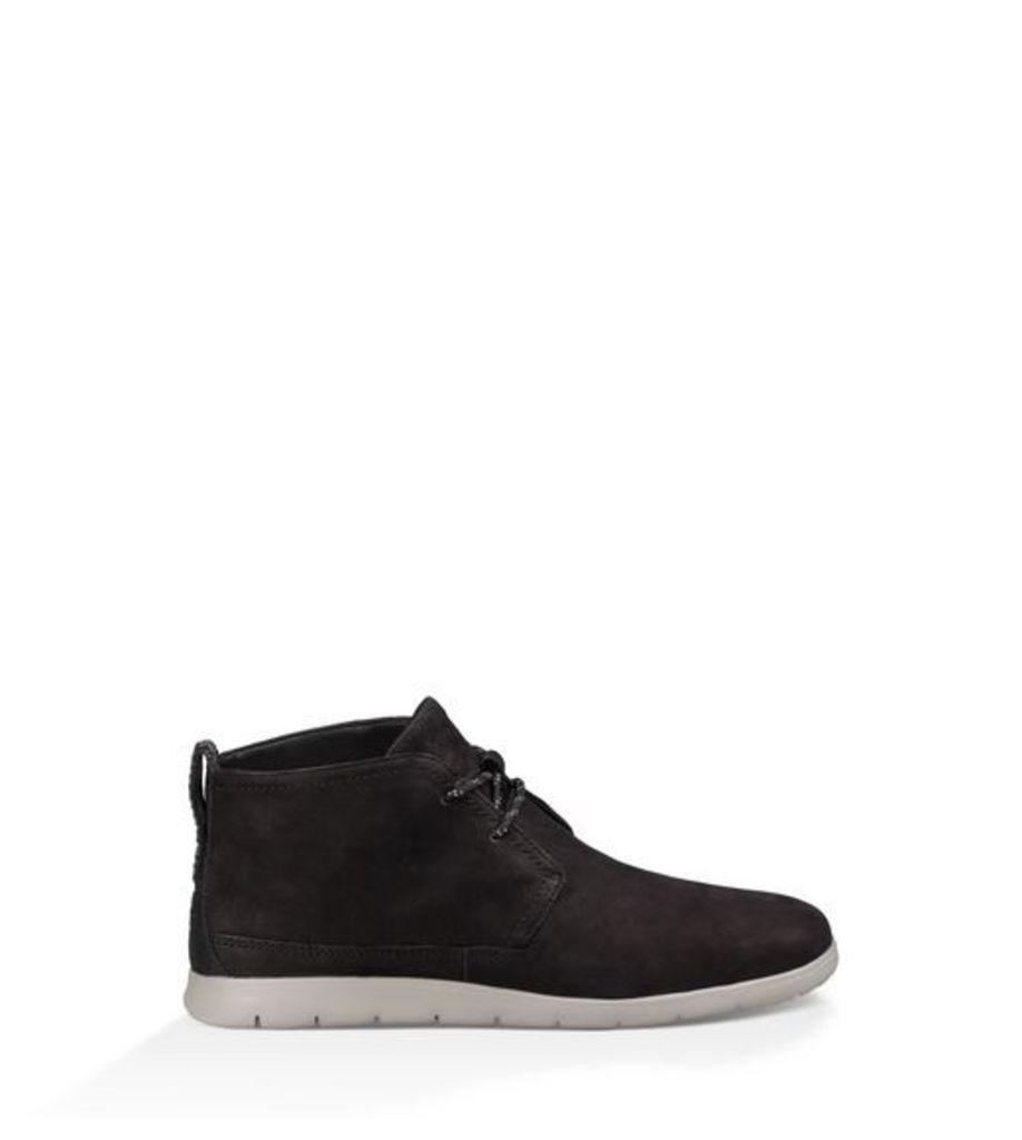 UGG Freamon Capra Mens Shoes Black 6
