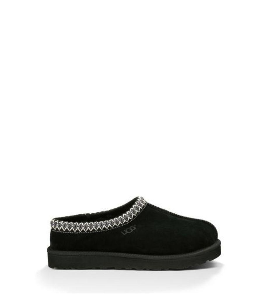 UGG Tasman Mens Slippers Black 10