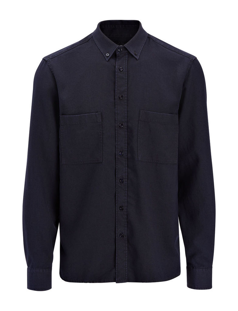 Washed Twill Coates Shirt