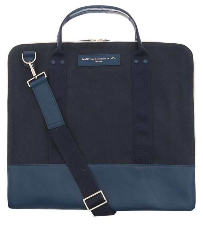 Black Heathrow Commuter Bag