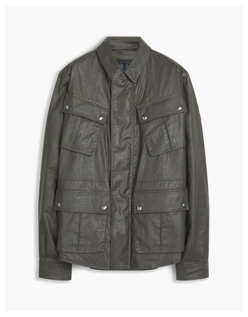 Belstaff Levison Jacket Military Green