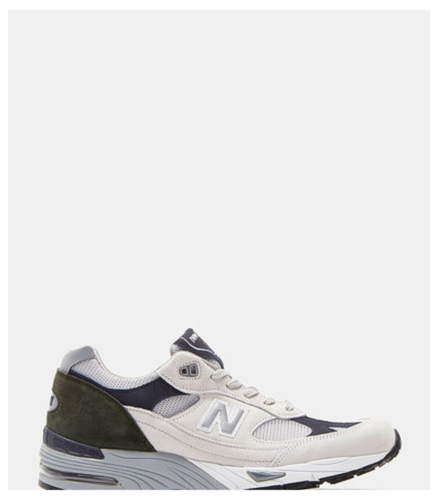 991 UK Leather Sneakers