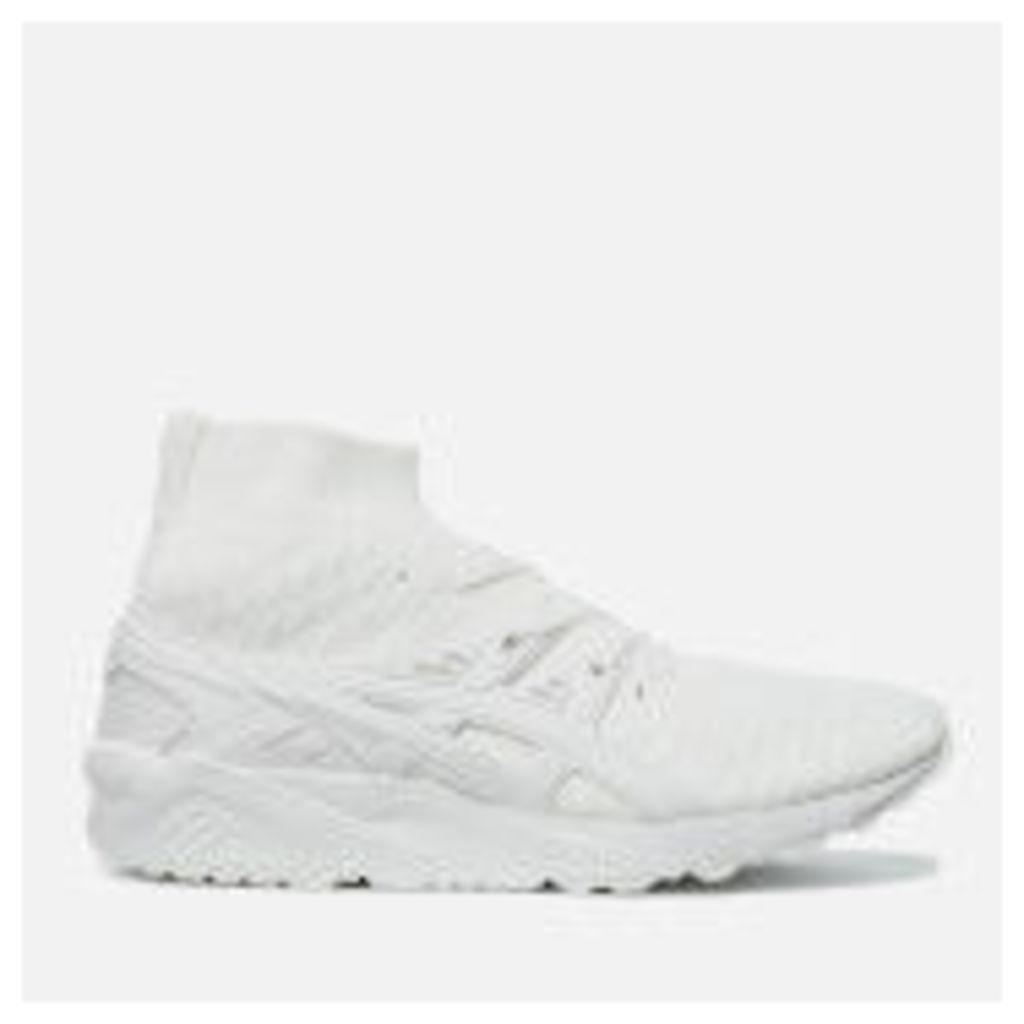 Asics Men's Gel-Kayano Knit MT Trainers - White/White - UK 7