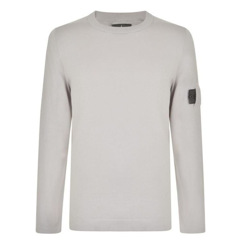 STONE ISLAND SHADOW PROJECT Crew Neck Sweatshirt