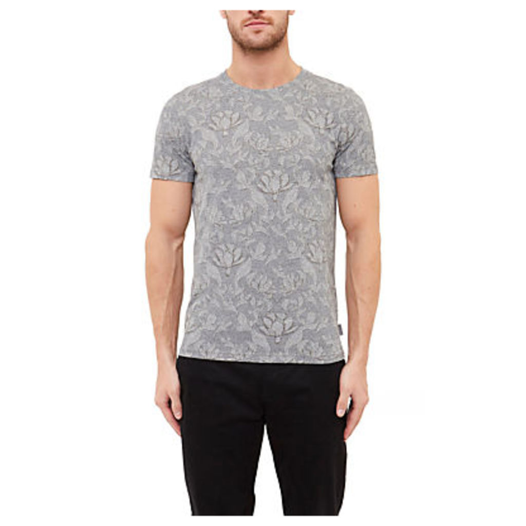 Ted Baker Hapyval Floral Print T-Shirt