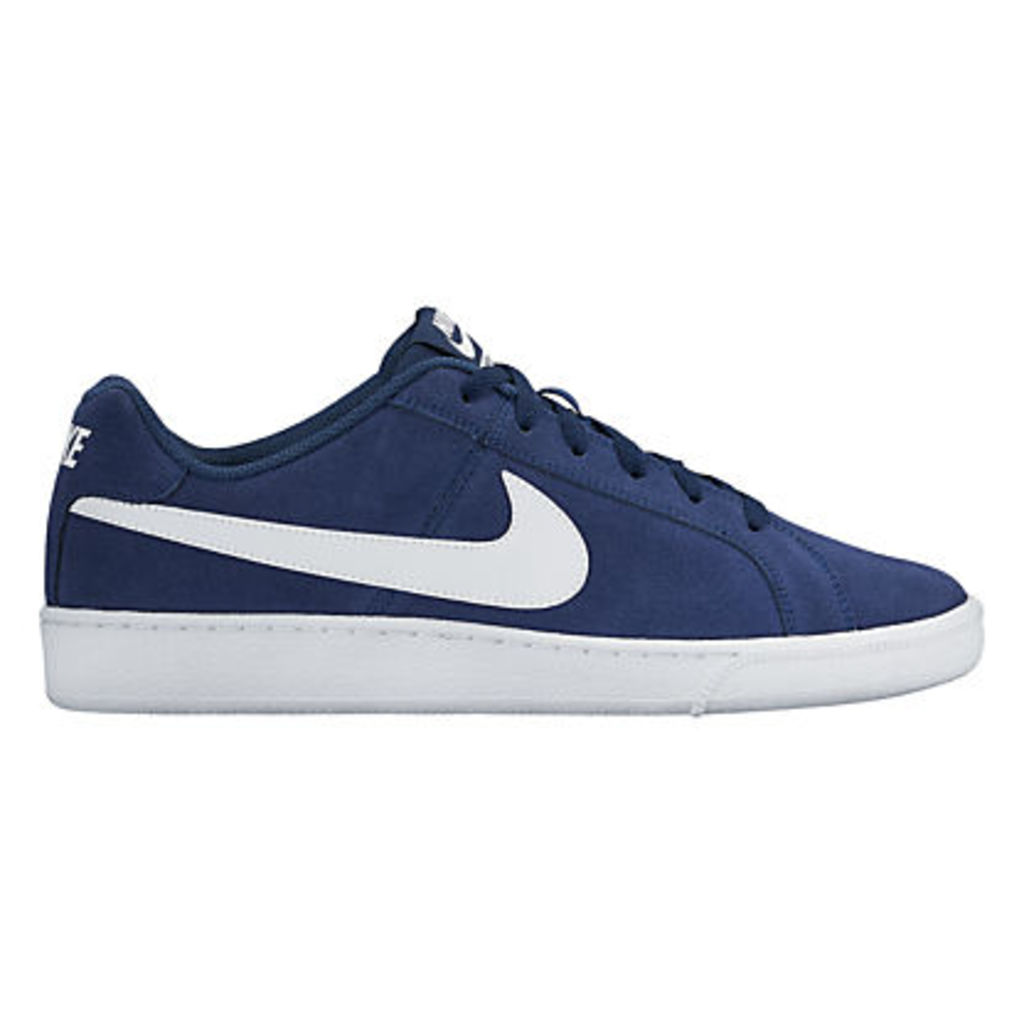 Nike Court Royale Suede Men's Trainer, Navy/White