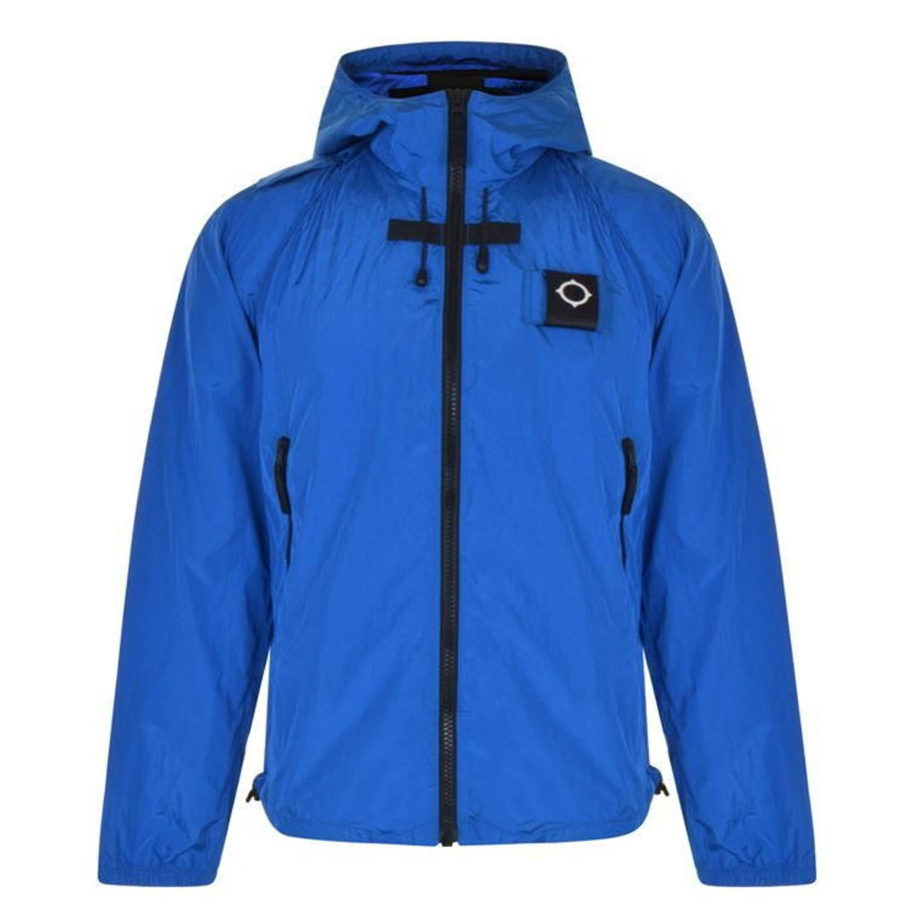 MA STRUM Stormer Hooded Windrunner Jacket