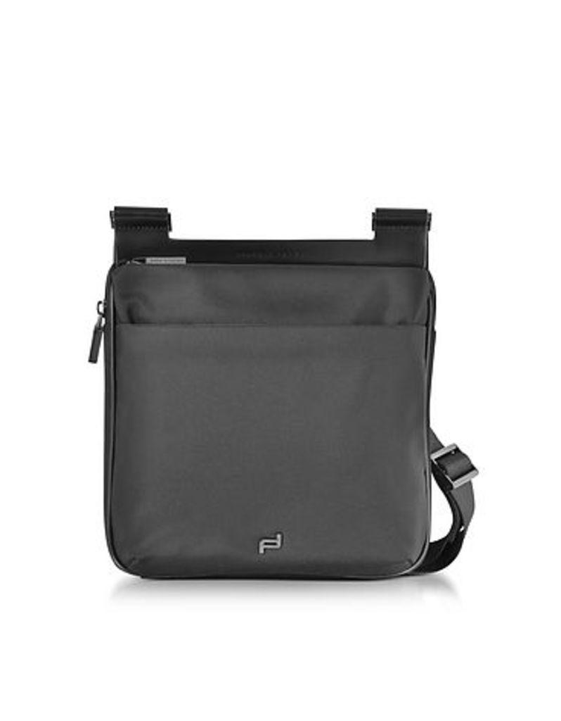 Porsche Design - M2 Black Shyrt Nylon Crossbody Bag