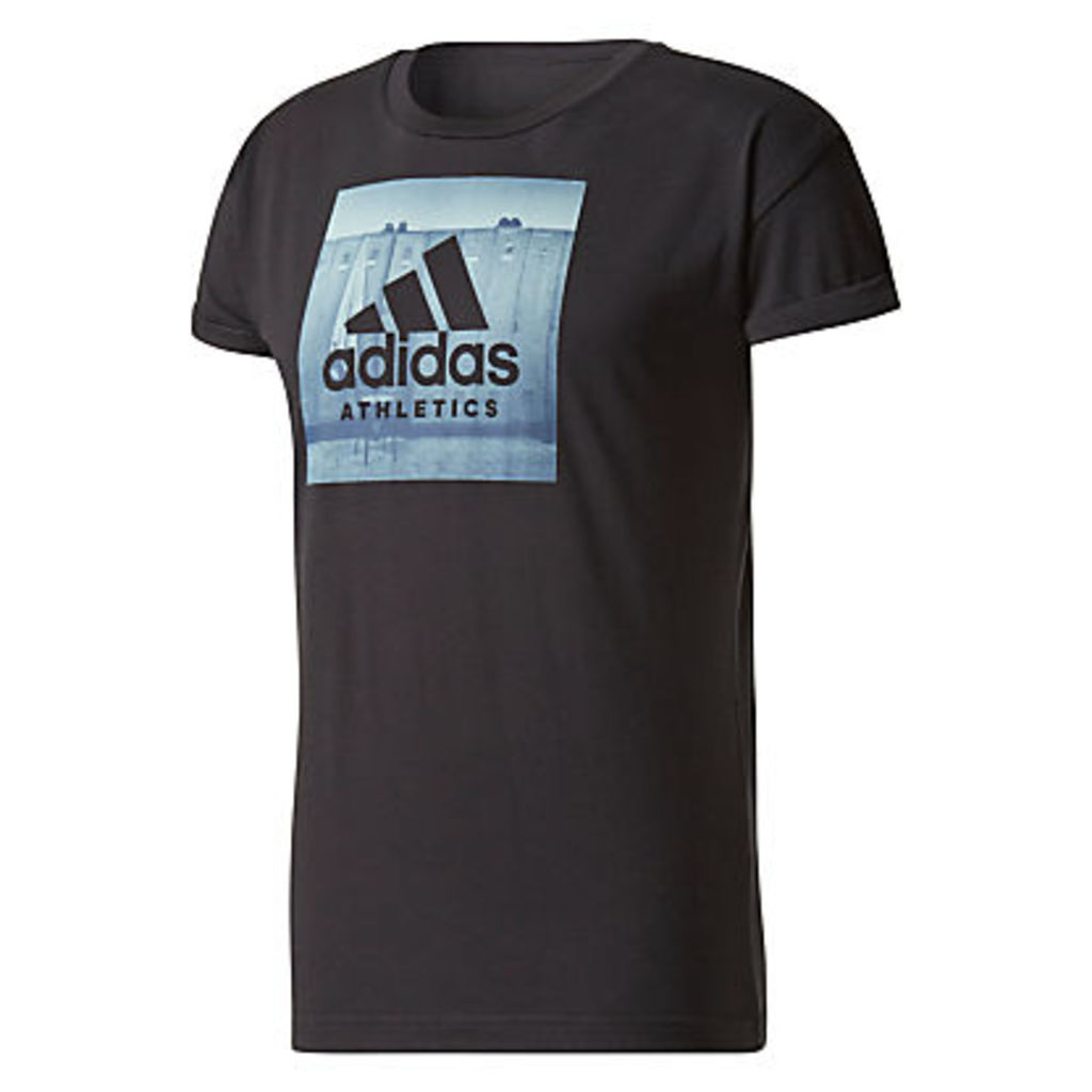 Adidas Essentials Classic T-Shirt, Black
