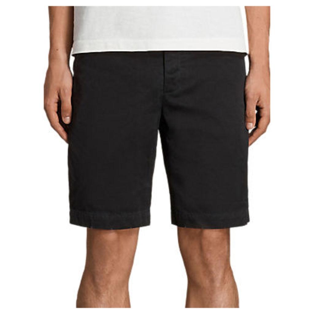 AllSaints Miller Cotton Chino Shorts