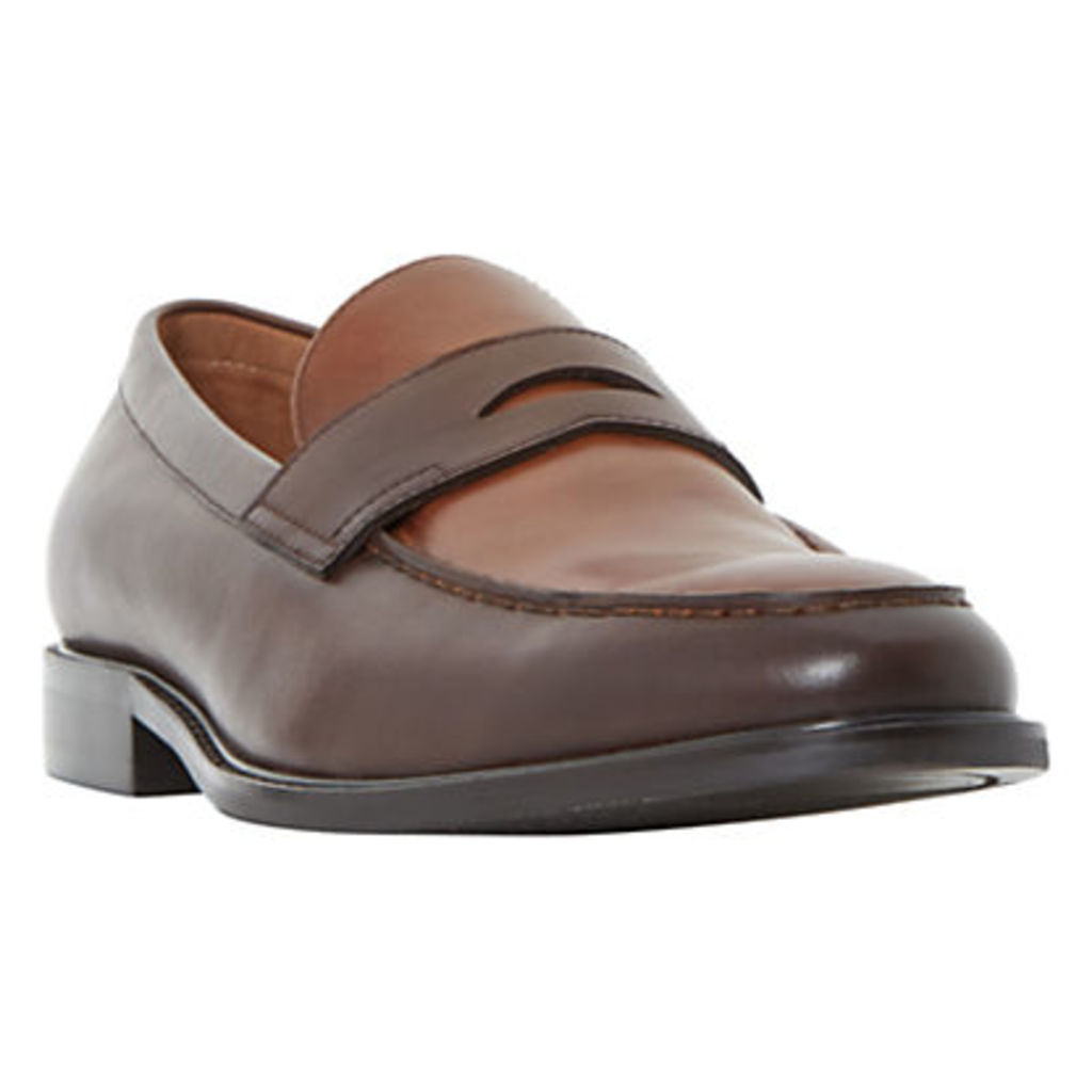 Dune Playa Seam Detail Penny Loafers