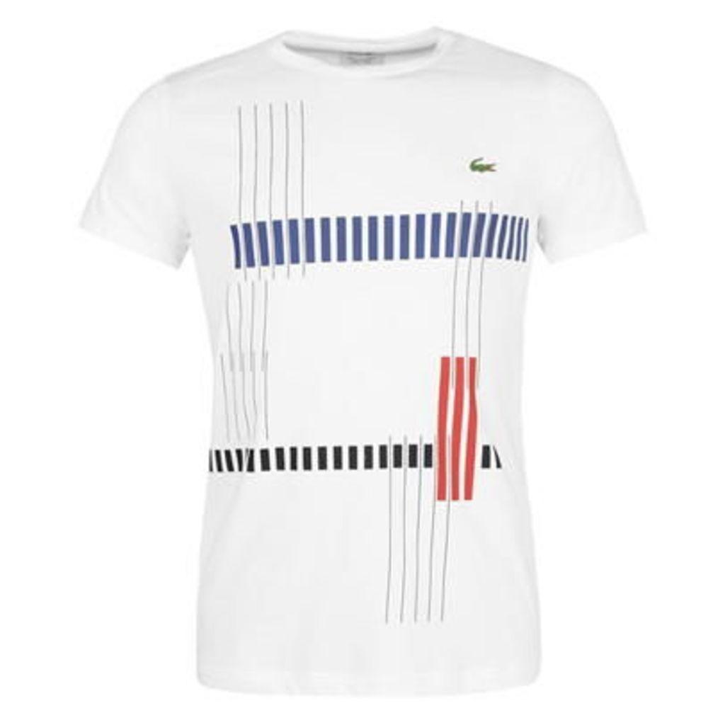 Lacoste Tennis Logo T Shirt