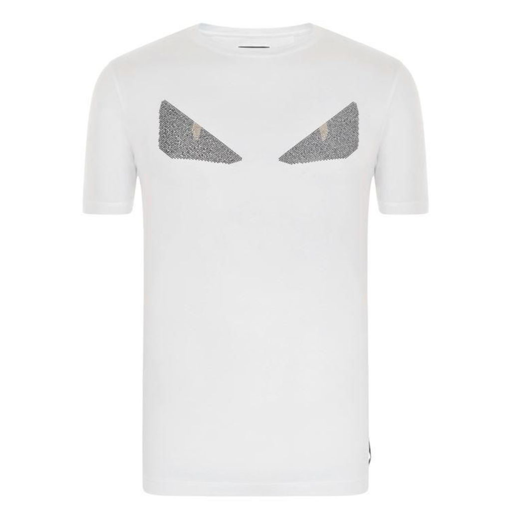 FENDI Monster Eye T Shirt