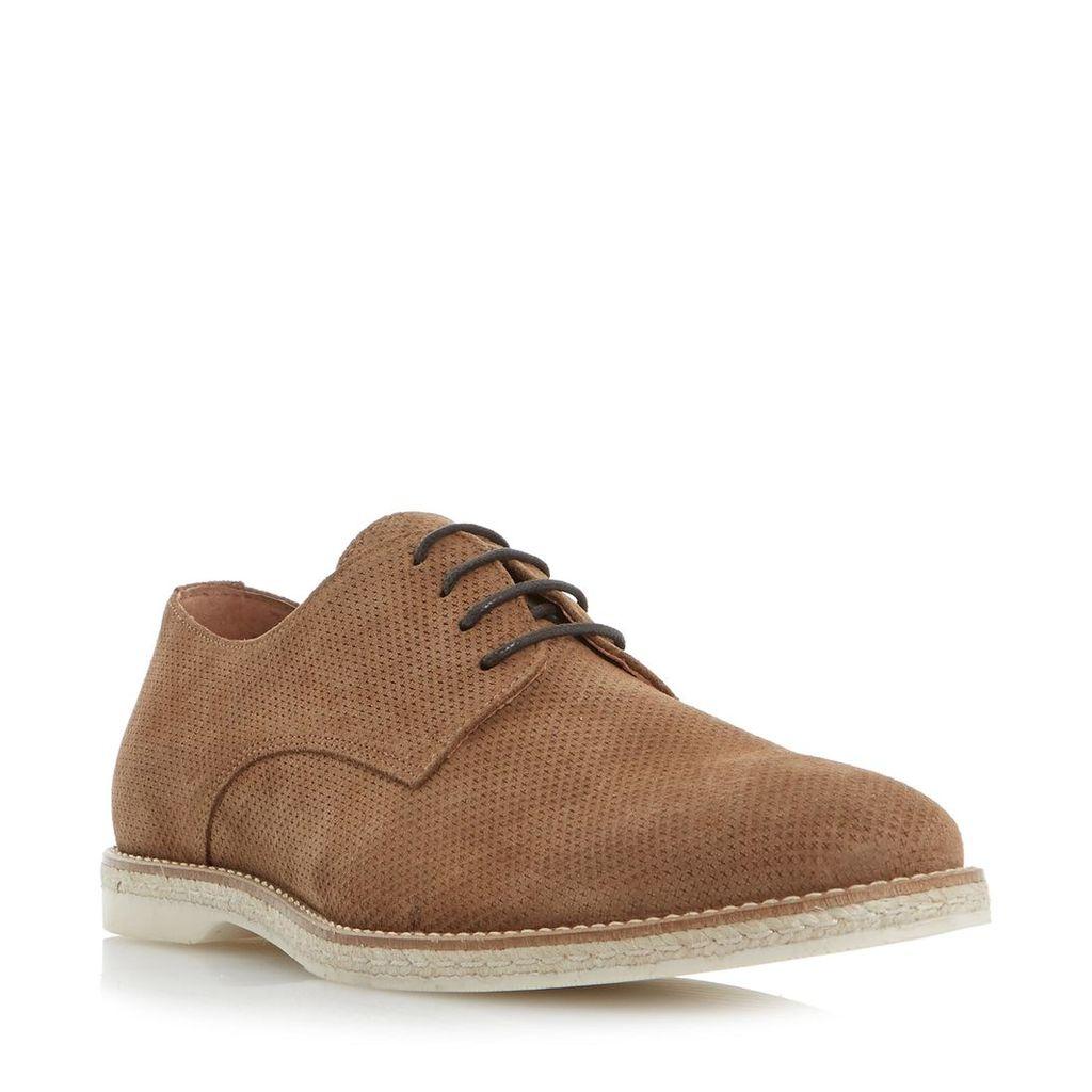 Barrock Espadrille Rand Detail Gibson Shoe